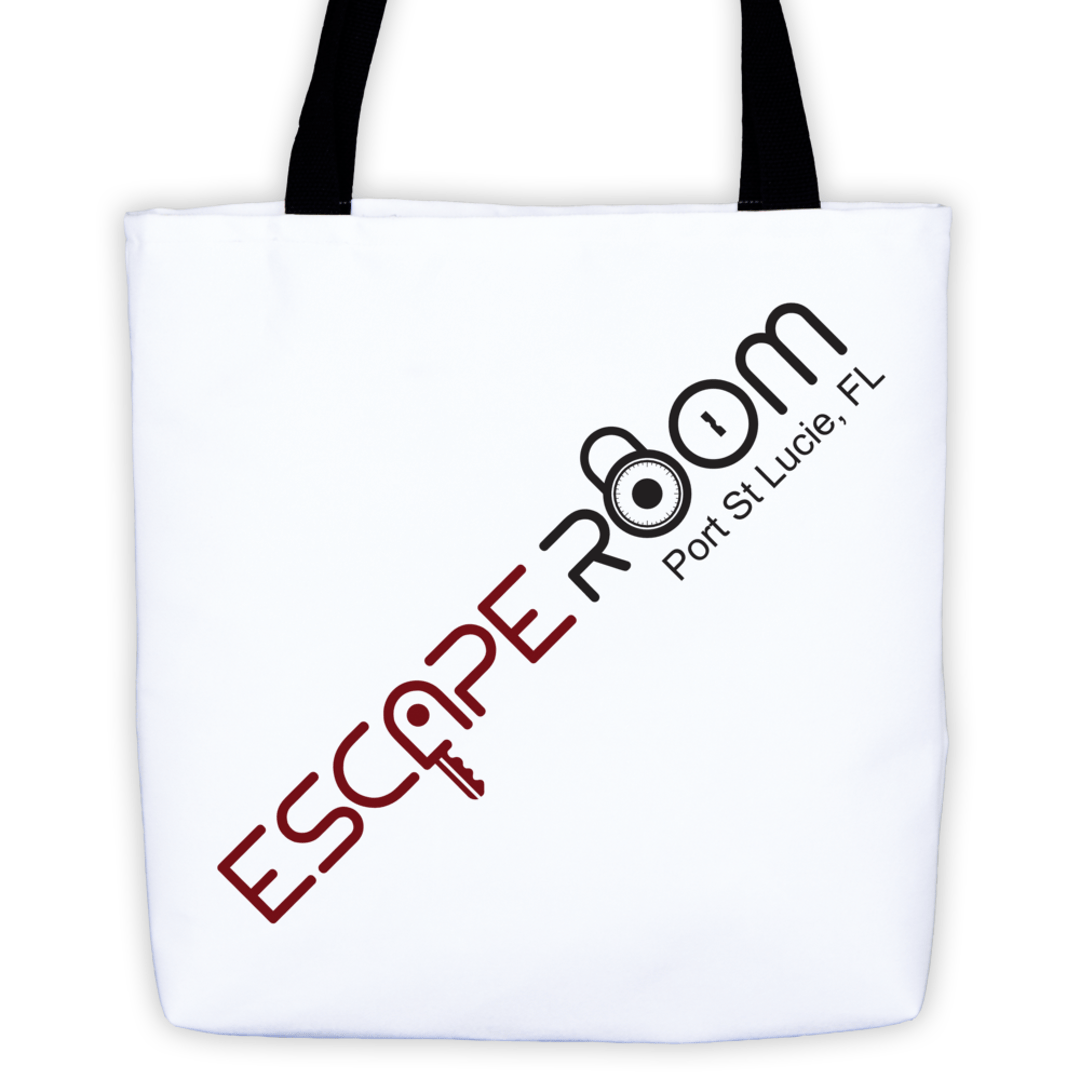 Escape Room Logo Bag
