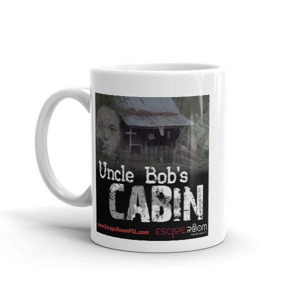 Uncle Bob 39 S Cabin Mug Escape Room Psl